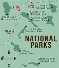 National Parks Of Utah Map.Best Map Of Utah Ideas And Images On Bing Find What You Ll Love