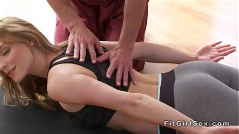 Hot Yoga Class End With Hardcore Sex XVIDEOS COM