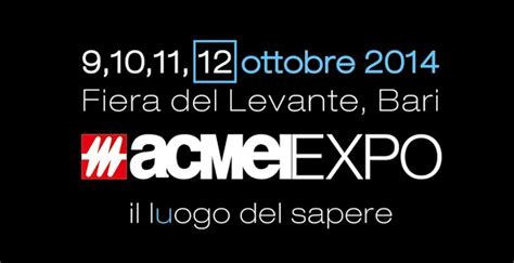 Acmei Illuminazione Il Led Protagonista Alla Biennale Acmei Expo Tecnocavi