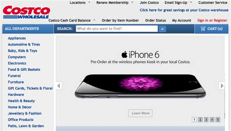 costco iphone costco iphone 6 pre orders available at our wireless