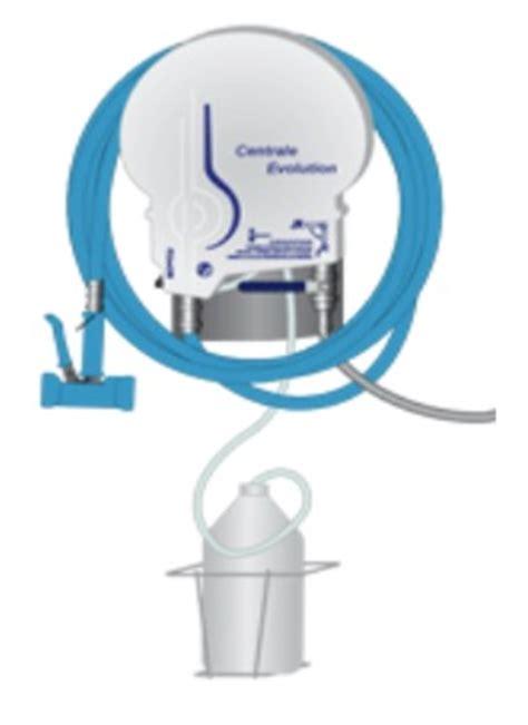 centrale de lavage cuisine enrouleurs et centrale de lavage bime