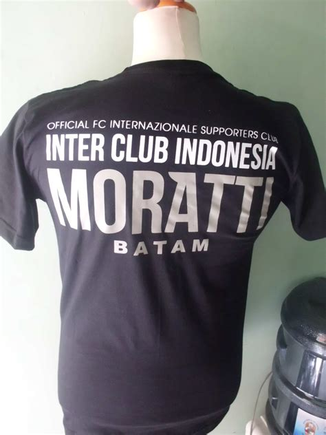 kaos inter milan club indonesia cv art media