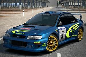Subaru IMPREZA Rally Car '99 Gran Turismo Wiki FANDOM