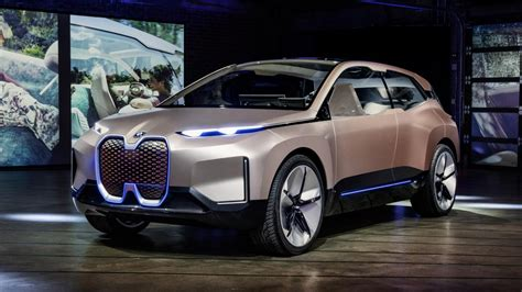 vision inext  bmws  level  autonomous car