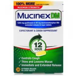 Mucinex DM Maximum Strength