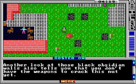 wasteland  original fallout game returns   mac