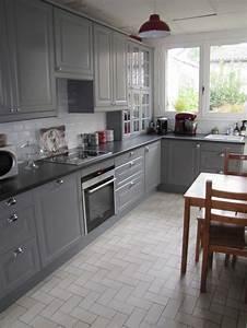 Ikea Cuisine Blanche : cuisine cuisine grise et blanc ikea chaios cuisine ikea grise laqu e cuisine ikea grise ~ Melissatoandfro.com Idées de Décoration