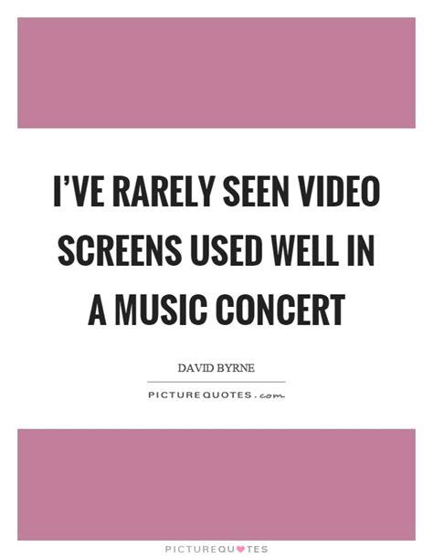 Music Concert Quotes