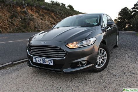 Ford Fusion Ecoboost Review by 2016 Ford Fusion 1 5 Ecoboost Review Cape Town