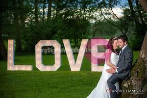 large love letter decor hire mybigfatweddingdiscocom With large love letters