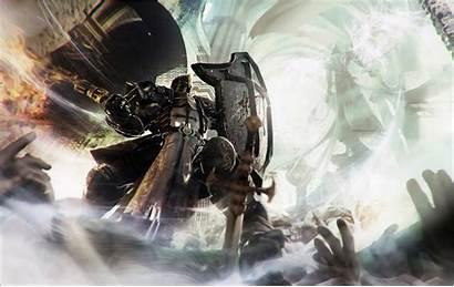 Diablo Templar Knights Crusader Wallpapers Iii Reaper