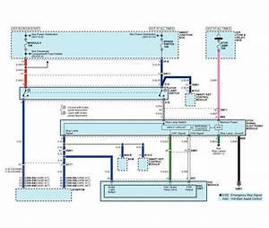 Kia Forte  Circuit Diagram - Esc  2  - Esc Electronic Stability Control  System