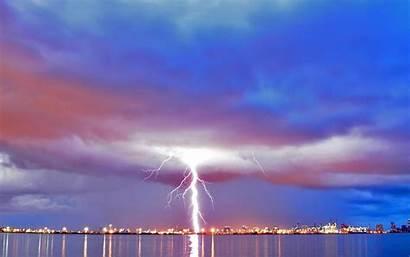 Lightning Strike Strikes Cool
