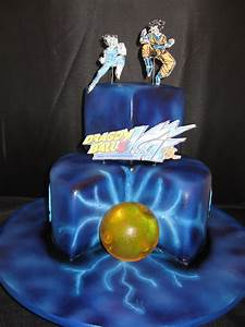 Dragon Ball - CakeCentral com