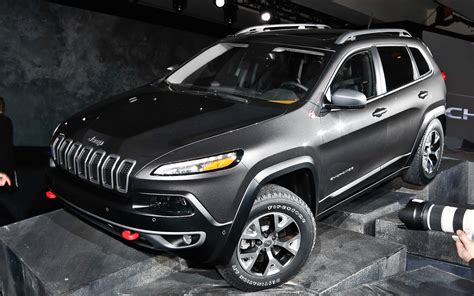 2018 Jeep Cherokee Designed To Look Contemporary In 2019