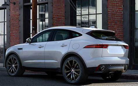 Jaguar Epace Is A Fabulous Small Size Suv