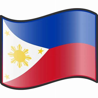 Flag Svg Drawing Philippines Philippine Filipino Nuvola