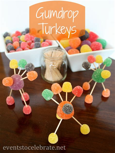 Thanksgiving Crafts For Kids Roundup  Events To Celebrate