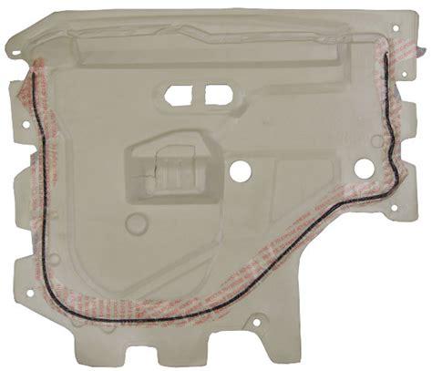 gm trucks  rear door panel  insulation