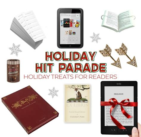 holiday gifts for readers nyt and usa today bestselling