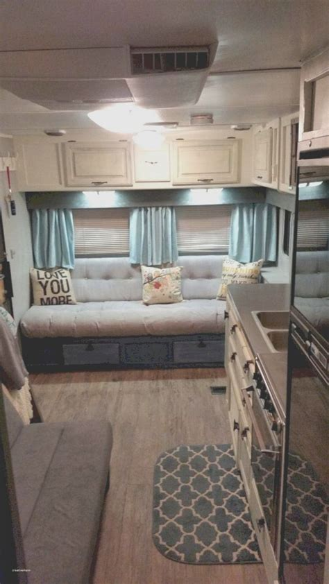 Decorating Ideas Vintage Travel Trailer by 96 Travel Trailer Decorating Ideas Creative Ways Rv