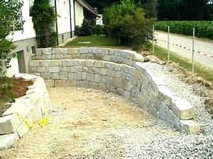Steinmauern Im Garten Selber Bauen : steinmauer im garten 17 sagenhafte ideen steinmauer im garten gestalten ~ Avissmed.com Haus und Dekorationen