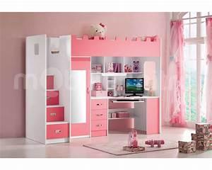 Lit Toboggan Ikea : 10 fa ons d optimiser l espace avec les lits mezzanine ~ Premium-room.com Idées de Décoration