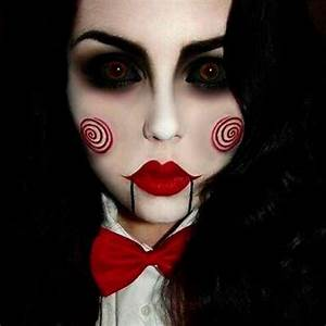 Best and Scary Halloween Makeup Ideas 2017  Easyday