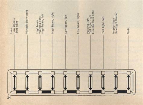 69 Vw Type 3 Fuse Box 1968 69 wiring diagram thegoldenbug