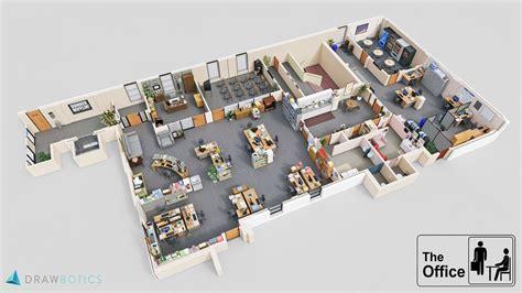 bureau plan de cagne mad the office découvrez les plans en 3d des