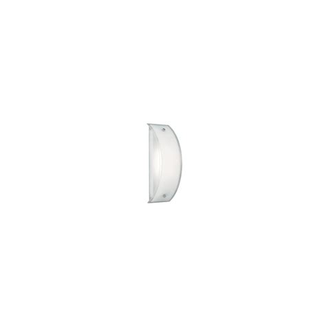 searchlight le8830 modern curved glass wall light