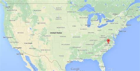 raleigh  map usa
