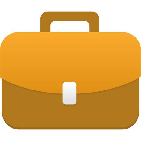 11967 briefcase icon flat briefcase icon flatastic 2 iconset custom icon design