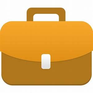 Briefcase Icon Flatastic 2 Iconset
