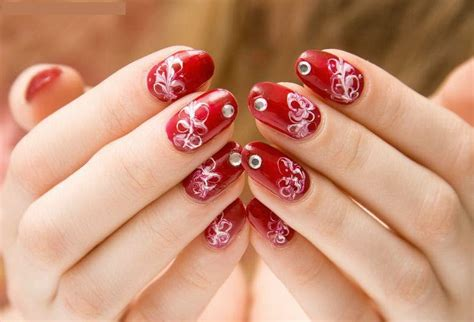 Nail Art Designs Trends For Short & Long Nails 2013