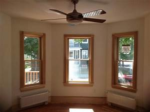 Cant decide whether to stain or paint wood trim