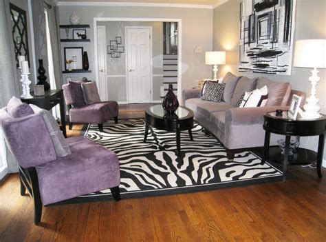 Purple Zebra Print Rug Oriental Coffee Tables Rustic Wooden Table Super Amart With Lift Up Tops Exquisite Candice Olson Wedding Book Global Furniture Usa