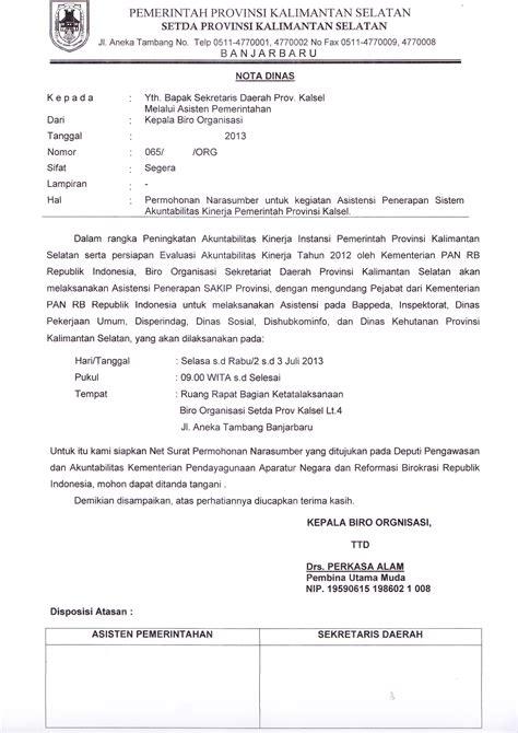 Tata Cara Membuat Notulen Rapat by Juni 2013 Tatalaksana Kalsel