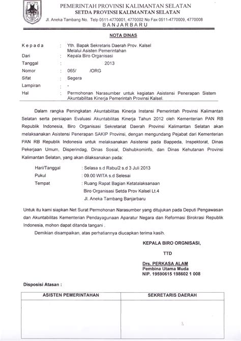 Contoh Notulen Rapat Perusahaan Swasta by Juni 2013 Tatalaksana Kalsel
