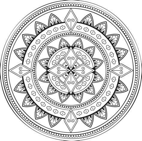 Mandala Images Ornamental Mandala Png Transparent Background