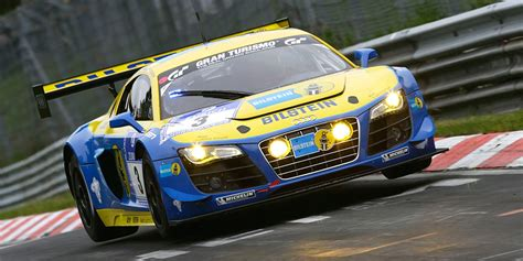 R8 Nurburgring by Bilstein And N 252 Rburgring Extend Partnership Fourtitude
