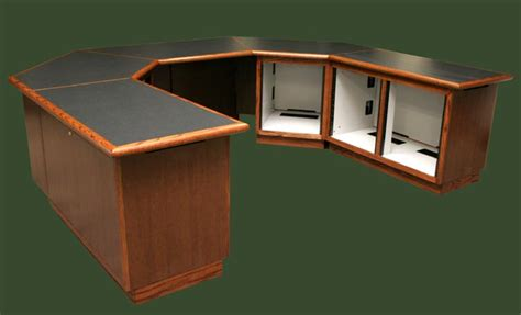 recording studio furniture plans  woodworking