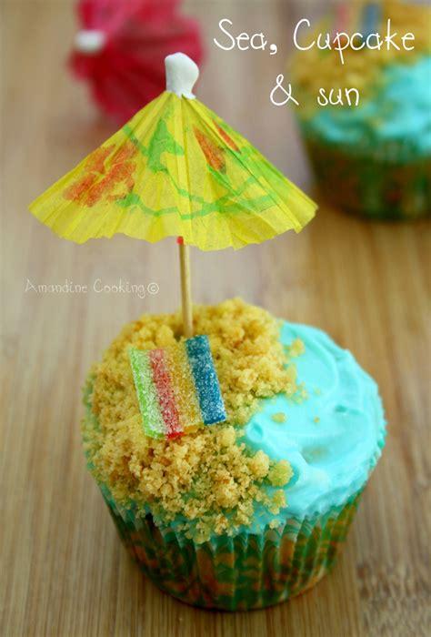 Sea, Cupcakes & Sun  Féerie Cake