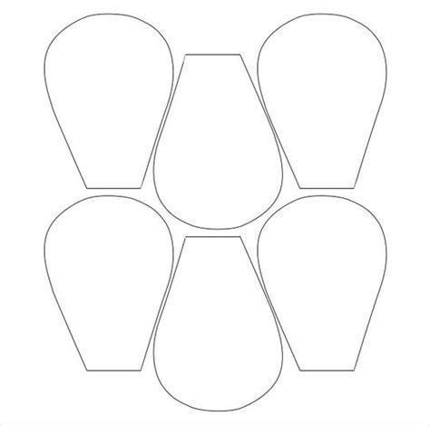 3d flower template flores de papel passo a passo decora 231 227 o modelos artesanato passo a passo