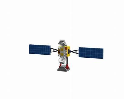 Satellite Moc Lego Build Rebrickable