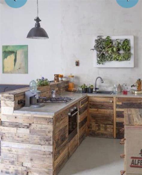 madera reciclada muebles madera pinterest cocinas