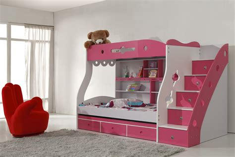 38203 unique cheap bunk beds with mattress white pink wooden bunk bed with drawers the bed and