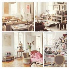 Interior Design Ideas For 2009 Gold, Vintage, Accessories