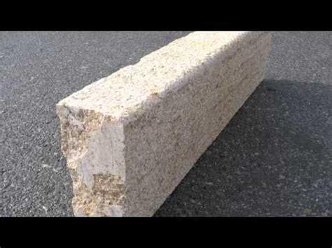 come fare seduta cordoli in pietra naturale