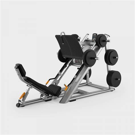 precor discovery series angled leg press dpl   fit